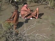 Public mature sand dunes nudist