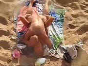 Public sex nudist hardcore big tit beach